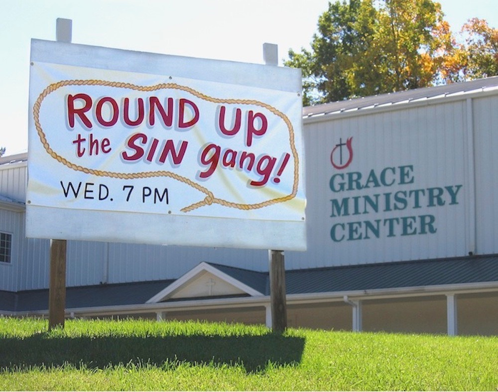 Round Up the Sin Gang ©2014 S.Barmon 2